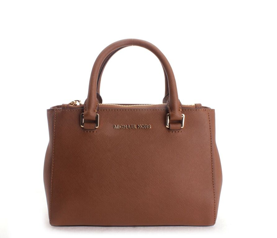 87bb3a47c4fd 35H7GSOS0LLUGGAGE Michael Kors 35H7GSOS0L-LUGGAGE Handbags KELLEN ...