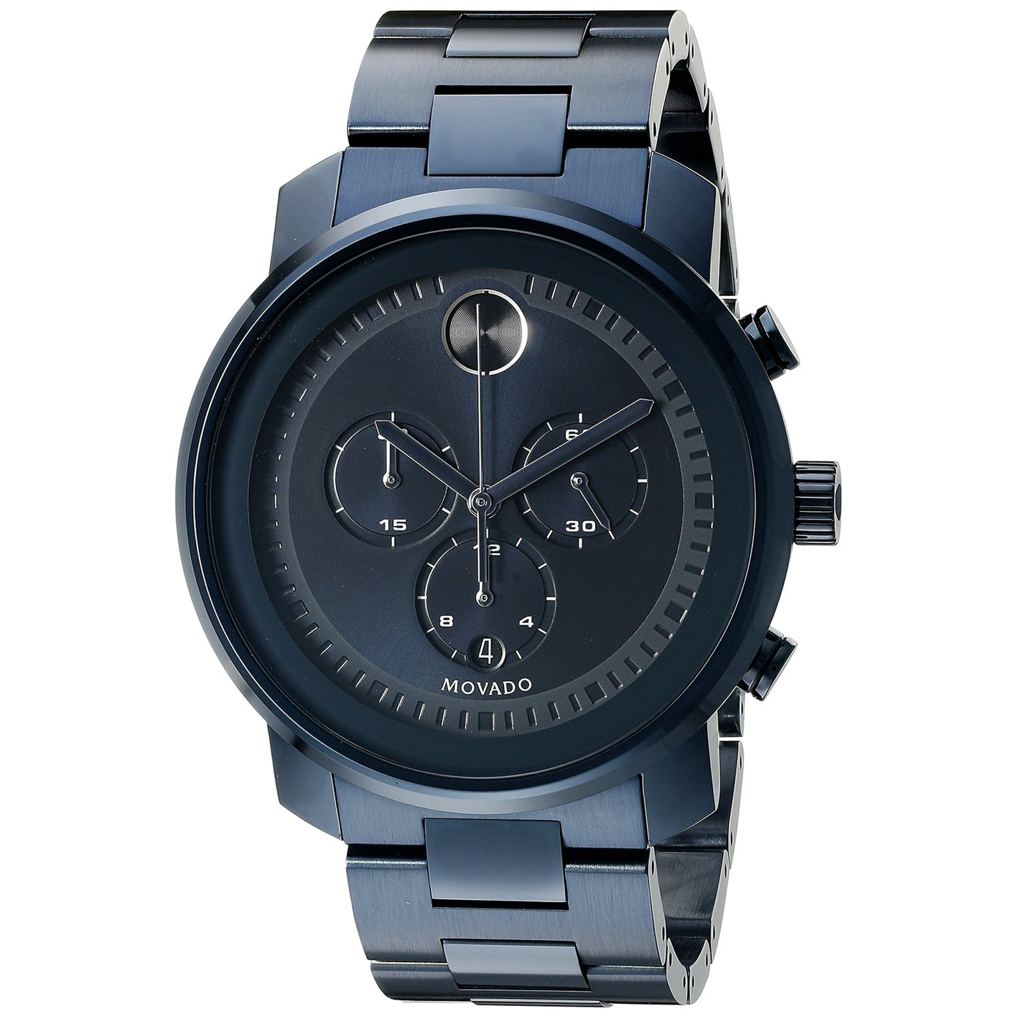 Movado 3600279 Movado Bold Chronograph All Blue Stainless Steel