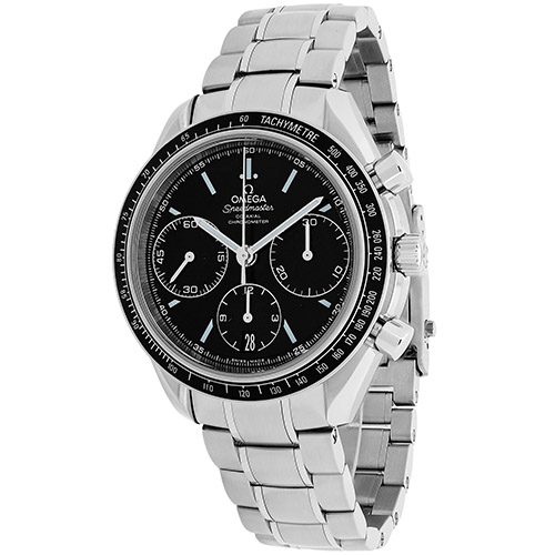 O32630405001001 Omega Speedmaster Racing Co-Axial Chronograph Black Dial