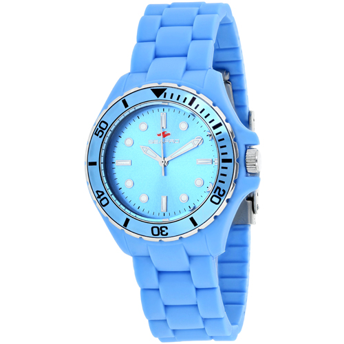 SP3211 Seapro Womens Spring Blue Band Blue Dial