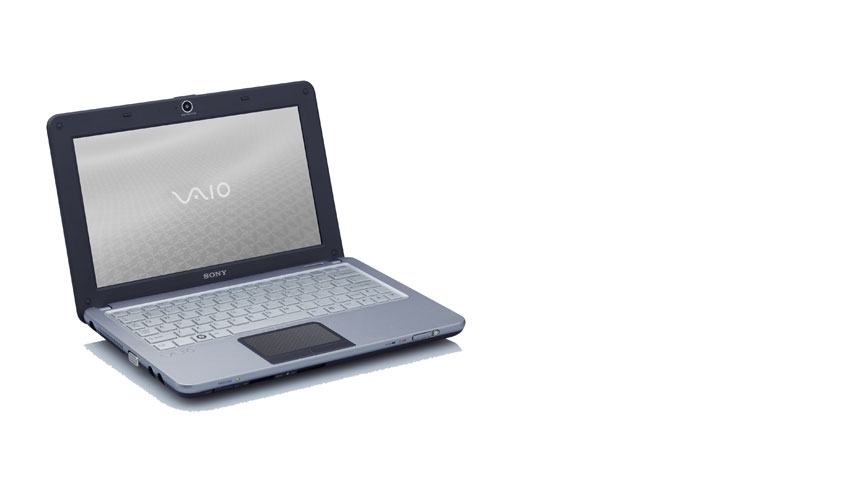 VPC-W211AX/L Sony Vaio W series-VPC-W211AX/L-Laptop Of Luxury -Get Up And Go-AtomN450-1GB-250GB-10.1 LCD-Blue