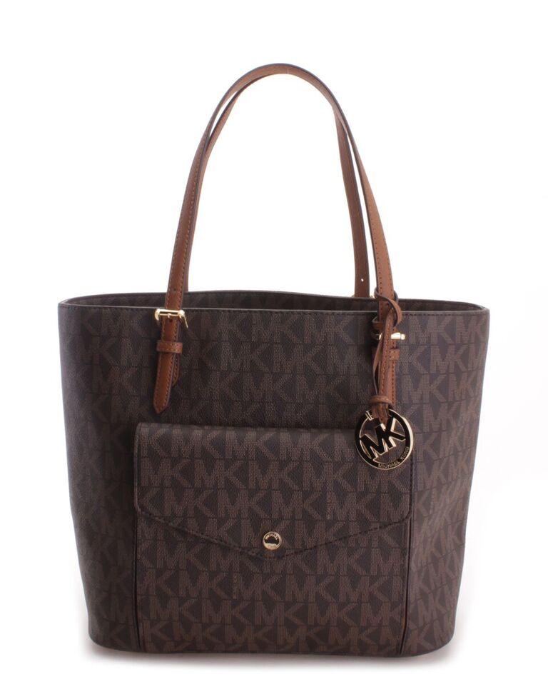 370cee40ef1c 35S6GTTT3BBRNLUGGAGE Michael Kors 35S6GTTT3B-BRN LUGGAGE Handbags ...