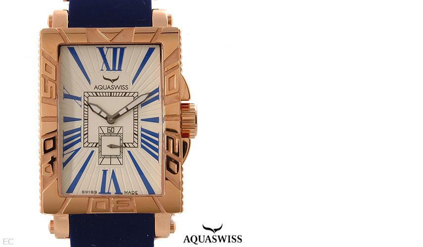 01263837/ AQUASWISS AN0963 Made in Switzerland Brand New Gentlemens Watch
