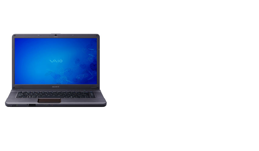 VGN-NW270F/S Sony Vaio VGN-NW270F/S-Intel Core 2 Duo T6600-2.20GHz-4096MB RAM-15.5 Screen-320GB HDD-Blu-Ray ROM Drive